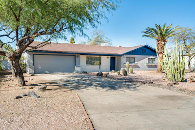 Paradise Valley Single Family Home For Sale: 5825 E Cochise Road