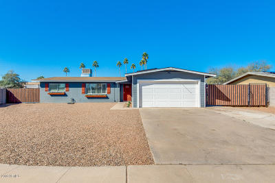 Single Family Home For Sale: 12414 N 33rd Street