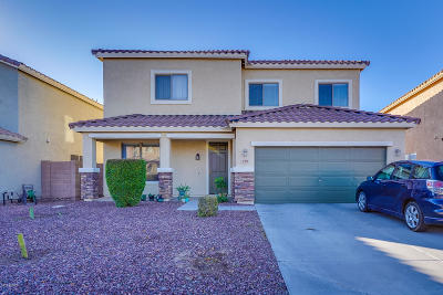 Queen Creek Single Family Home For Sale: 1991 W Fruit Tree Lane
