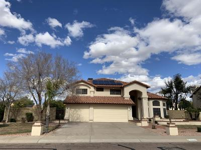 Single Family Home For Sale: 4530 E Marilyn Road
