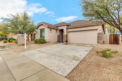 Goodyear Single Family Home For Sale: 15222 W Windward Avenue