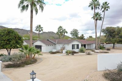 Paradise Valley Single Family Home For Sale: 6517 N 60th Street