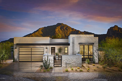Paradise Valley Single Family Home For Sale: 6124 N Las Brisas Drive