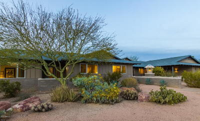 Scottsdale Single Family Home For Sale: 5656 E Lewis Avenue