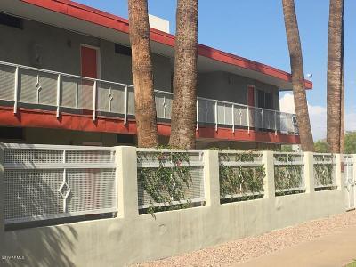 Phoenix Rental For Rent: 536 E Portland Street E #28