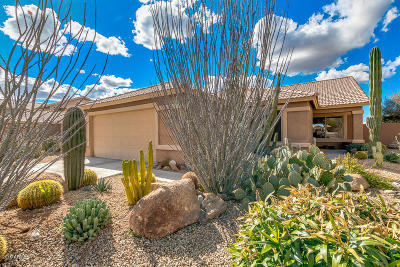 Single Family Home For Sale: 29454 N 51st Place