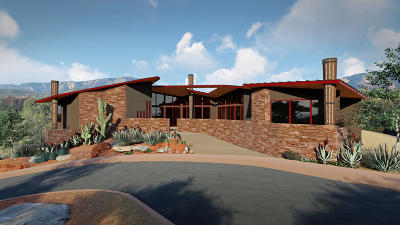 Sedona Single Family Home For Sale: 25 Sandstone Drive