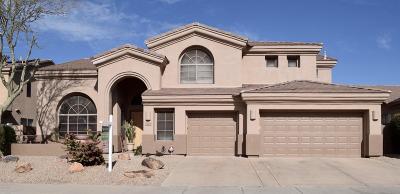 Grayhawk Single Family Home For Sale: 7526 E Nestling Way
