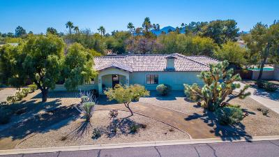 Single Family Home For Sale: 6643 E Aster Drive