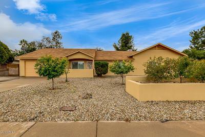 Scottsdale Single Family Home For Sale: 6401 E Kings Avenue