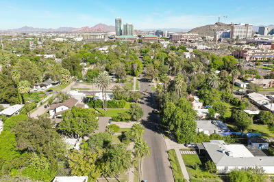 Tempe Single Family Home For Sale: 1216 S Maple Avenue
