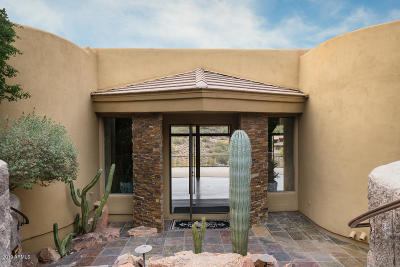Fountain Hills Single Family Home For Sale: 9706 N Four Peaks Way