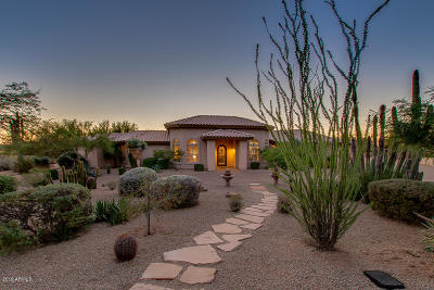 Scottsdale Single Family Home For Sale: 26510 N Paso Trail