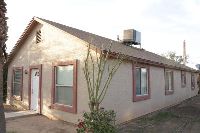 Tolleson Single Family Home For Sale: 9124 W Jefferson Street