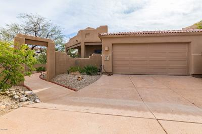Fountain Hills Condo/Townhouse For Sale: 16049 E Lost Hills Drive #106