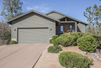 Payson Single Family Home For Sale: 2306 E Scarlet Bugler Circle