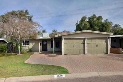 Single Family Home For Sale: 4608 E Montecito Avenue