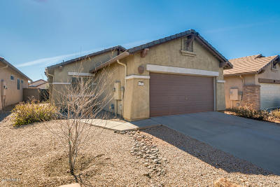 Gold Canyon Single Family Home For Sale: 9765 E Stone Circle Lane