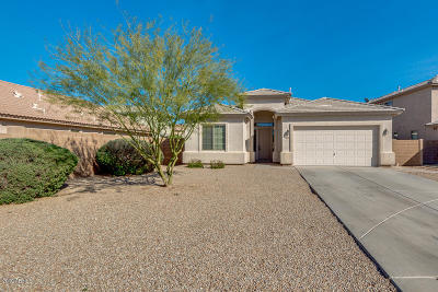 Maricopa Single Family Home For Sale: 20771 N Jones Court