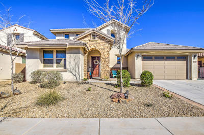 Queen Creek Single Family Home For Sale: 19764 E Walnut Road