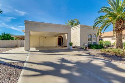 Sun Lakes Single Family Home For Sale: 26430 S Jardin Drive