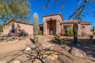 Cave Creek Single Family Home For Sale: 32815 N 54th Street N