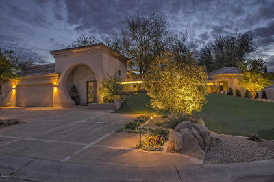Paradise Valley Single Family Home For Sale: 5152 N 70th Way