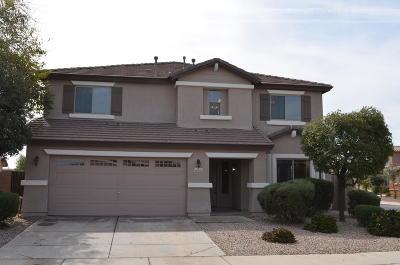Surprise Single Family Home For Sale: 18193 W Saguaro Lane