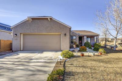 Prescott Valley Single Family Home For Sale: 7279 E Goodnight Lane