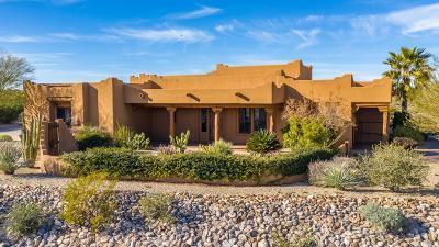 Wickenburg Single Family Home For Sale: 4150 Black Mountain Road