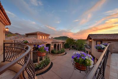 Single Family Home For Sale: 10792 E La Junta Road