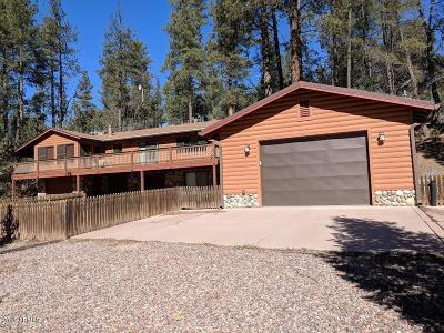 Payson Single Family Home For Sale: 553 S Morris Mdws