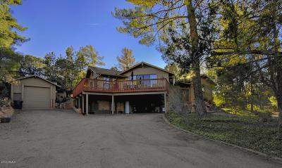 Sedona Single Family Home UCB (Under Contract-Backups): 415 Juniper Drive
