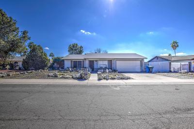 Glendale AZ Single Family Home For Sale: $258,900