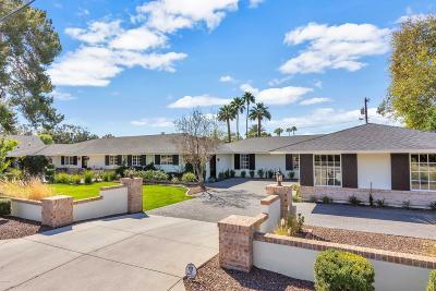 Single Family Home For Sale: 4857 E Lafayette Boulevard