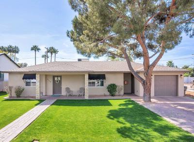 Single Family Home For Sale: 4119 E Fairmount Avenue