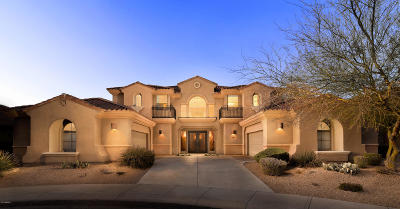 Phoenix Single Family Home UCB (Under Contract-Backups): 3976 E Expedition Way