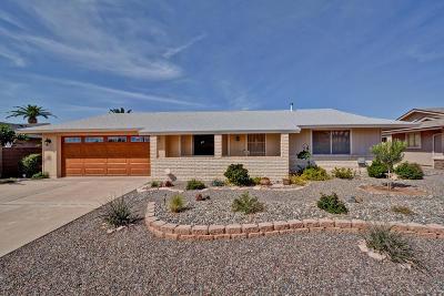 Sun City Single Family Home For Sale: 10232 W White Mountain Road