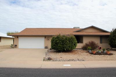 Sun City West Single Family Home For Sale: 13206 W Ashwood Drive
