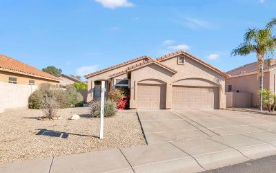 Gilbert Single Family Home For Sale: 3412 E Remington Drive