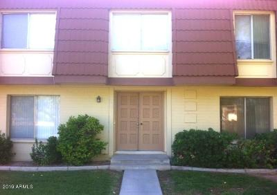Tempe Condo/Townhouse For Sale: 4810 S Birch Street