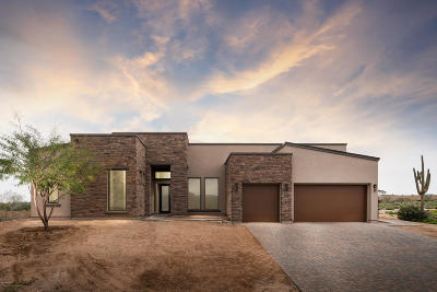 Maricopa County Single Family Home For Sale: 29308 N Round Butte Road
