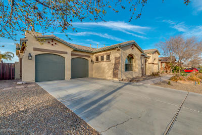 Queen Creek Single Family Home For Sale: 20126 E Sonoqui Boulevard
