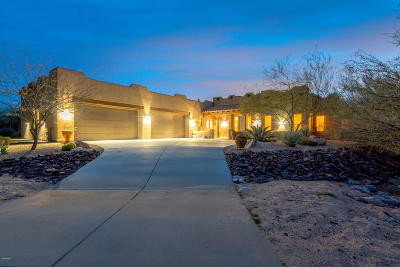 Cave Creek Single Family Home For Sale: 6507 E Ocupado Drive