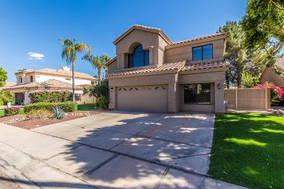 Gilbert Single Family Home For Sale: 1825 E Monarch Bay Drive