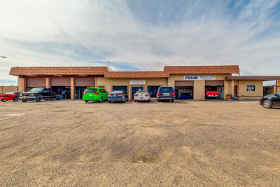 Commercial For Sale: 1715 N Pinal Avenue