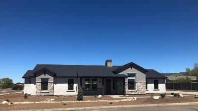 Prescott Valley Single Family Home For Sale: 13200 N Trigger Road