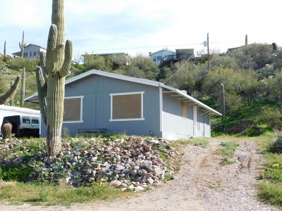 Queen Valley AZ Mobile/Manufactured For Sale: $129,500