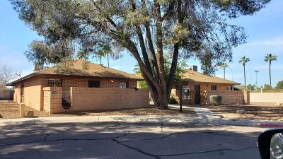 Tempe Condo/Townhouse For Sale: 6408 S Newberry Road #A