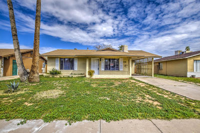 Single Family Home For Sale: 2348 W Poinsettia Drive